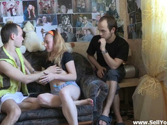 Horny Sveta kisses the cock and fucks it